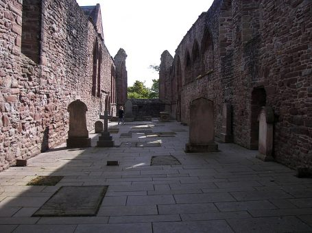 Beauly Priory Ruin