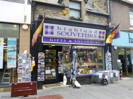 Highland Souvenires And Gifts