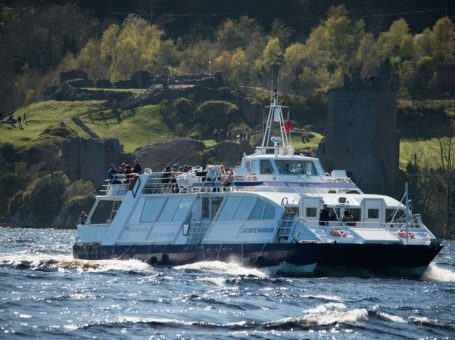 Jacobite Loch Ness Cruises