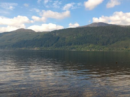 Loch Ness And The Loch Ness Monster
